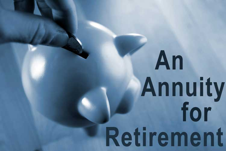 an annuity for retirement