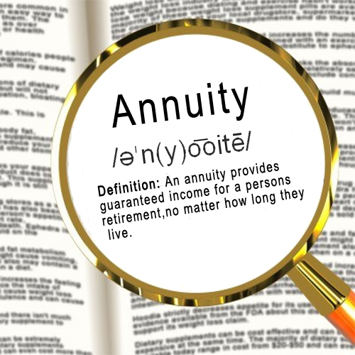 annuity definition