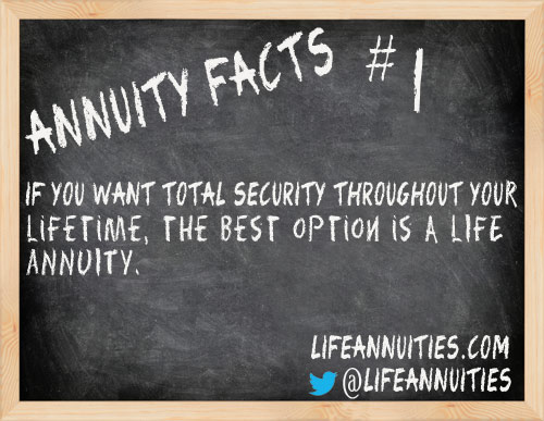 annuity facts 1