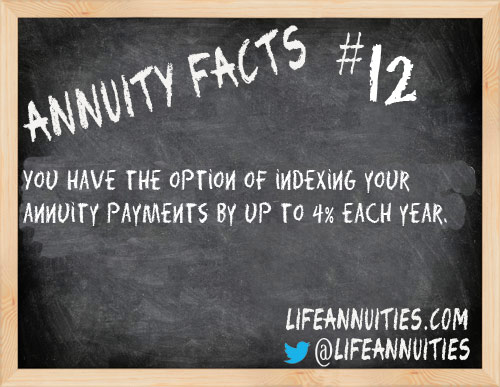 annuity facts 12