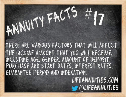 annuity facts 17
