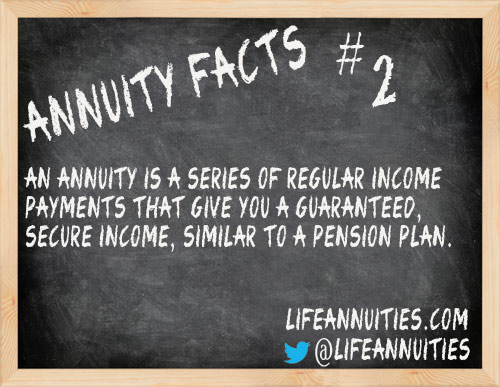 annuity facts 2