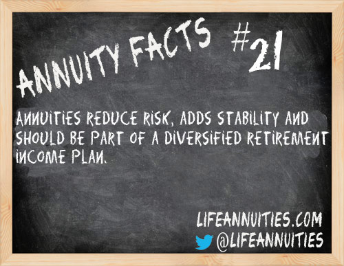 annuity facts 21