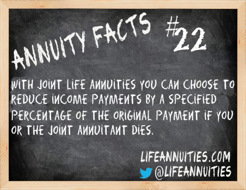 Annuity Facts #22