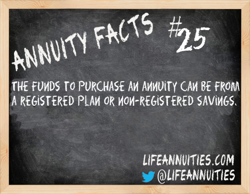 Annuity Facts # 25