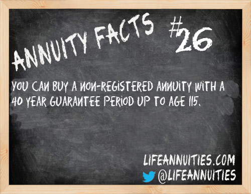 annuity facts 26
