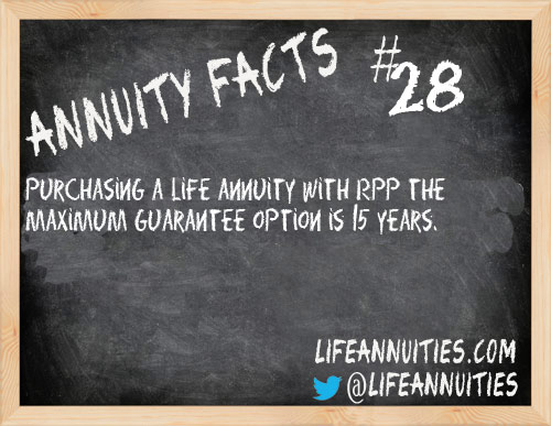 annuity facts 28
