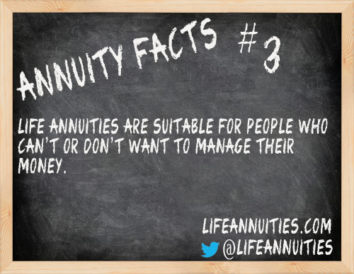 annuity facts 3