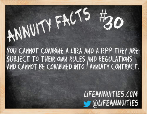 annuity facts 30