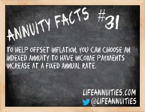 annuity facts 31