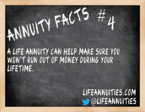 annuity facts 4