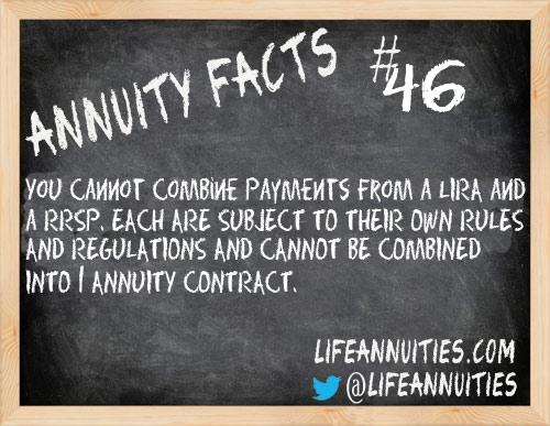 Annuity Facts #46