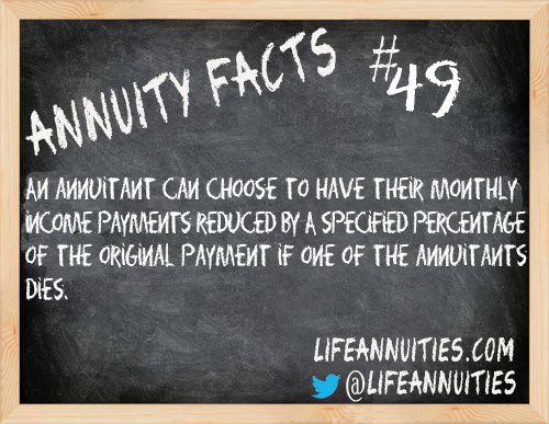 Annuity Facts #49