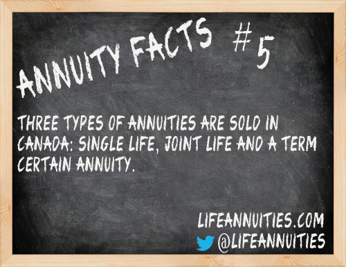 annuity facts 5