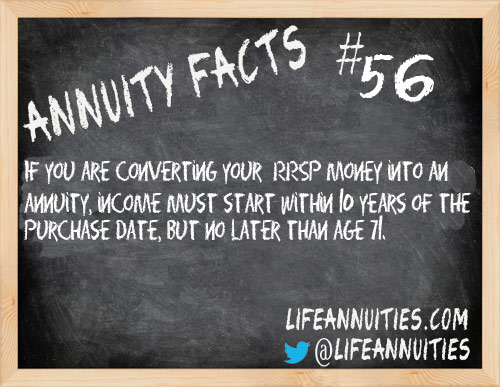 annuity facts 56