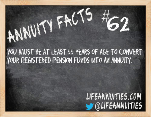 annuity facts 62