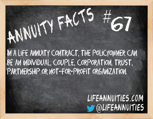 annuity facts 67