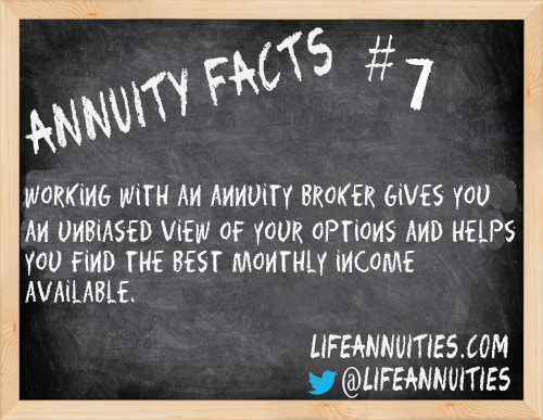 annuity facts 7
