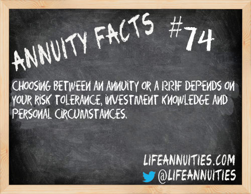 annuity facts 74