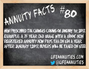 Annuity Facts #80