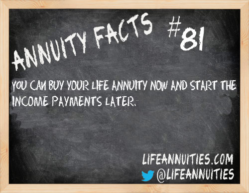 annuity facts 81