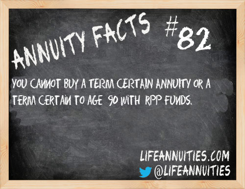 annuity facts 82