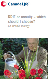 brochure rrif or annuity