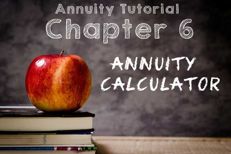 chapter 6 annuity calculator