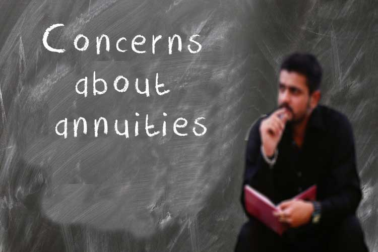concerns about annuities