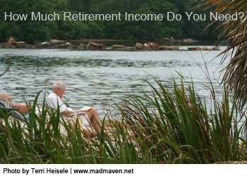 how much retirement income do you need