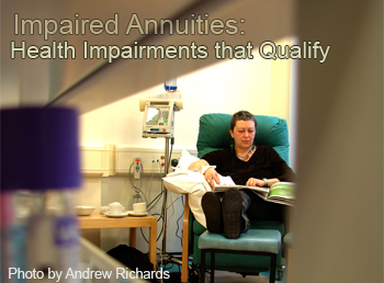 impaired annuities