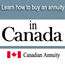 how to buy an annuity in canada