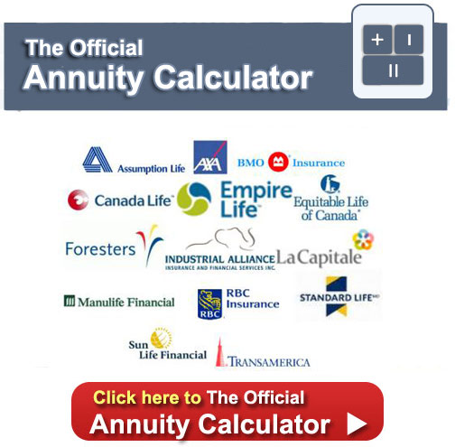 The Official Annuity Calculator Most Accurate Annuity Calculator Best Bmo Term Life Insurance Quote