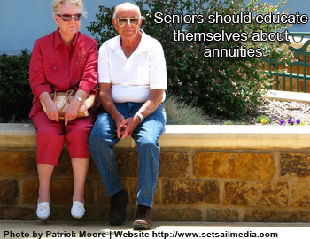 seniors should educate themselves about annuities