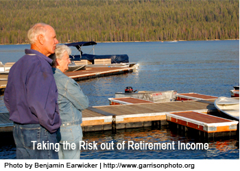 taking the risk out of retirement income