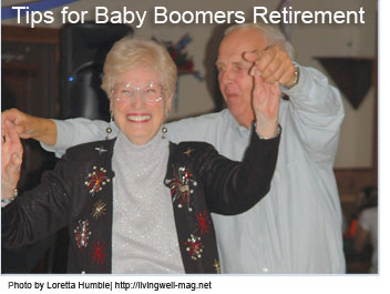 Tips for Baby Boomers Retirement
