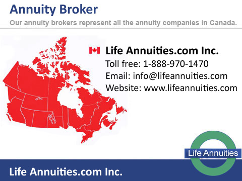 Canadian Annuity Broker