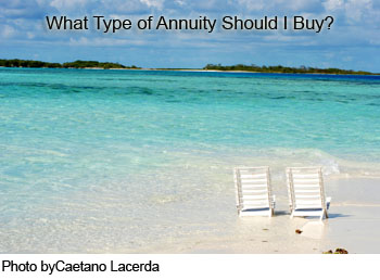 what type of annuity should I buy?